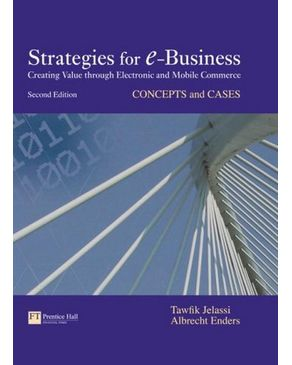 Strategies for E-Business: Concepts and Cases logo