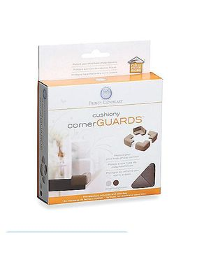 Prince Lionheart 0071 - Cushiony Corner Guards - Neutral logo