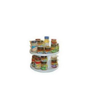 Prince Lionheart Adjustable Food Organizer - White