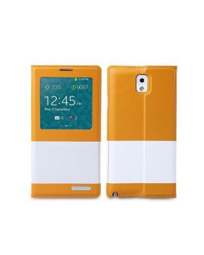 Remax Samsung Galaxy Note3 Cicadas Wing-Orange Case