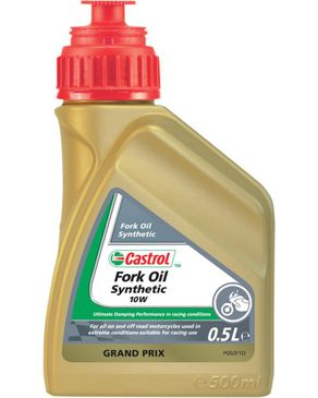 Castrol Synthetic Fork Oil 10W 0.5L