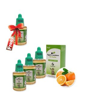 Hangsen Orange by Hangsen - 50ml - 3mg (Buy 3 Get 1 Free) logo