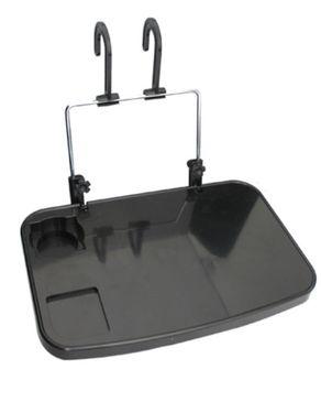 Compac Multi-Purpose Car Tray - Black logo