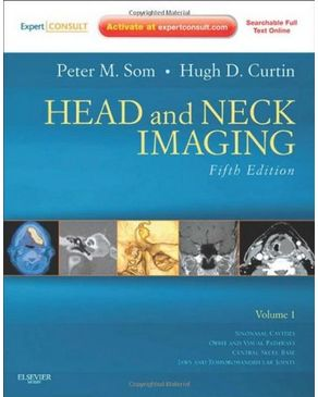 Head and Neck Imaging: Expert Consult- Online and Print (2 Volume Set)