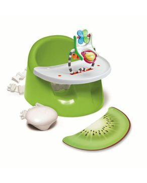 Prince Lionheart BebePOD® Chubs Plus Baby Sitter and Booster Seat  - Kiwi Green