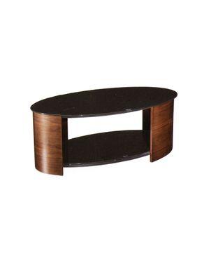 Lospazio S119-Coffee Table - Brown