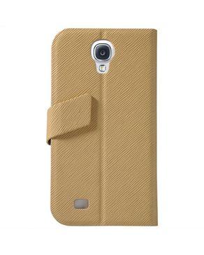 Baseus Faith Leather Case for Samsung Galaxy S4 (I9500) - Khaki