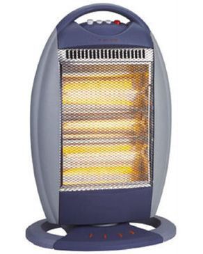 GUG 120E Electric Heater - 3 Candles - 1200 W logo