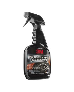 3M Wheel and Tire Cleaner, 16 ounce, 39036 logo