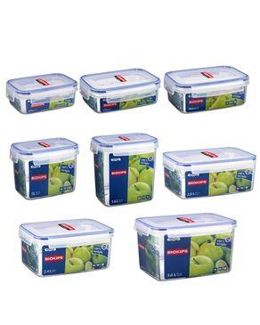 Komax Biokips Food Storage Container - Set Of 8