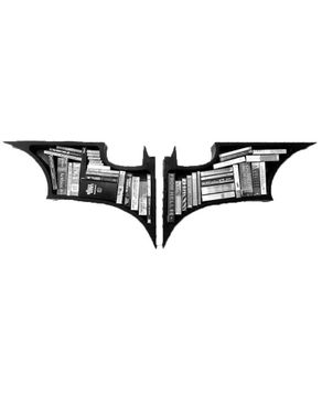 Malika Batman Shelves logo