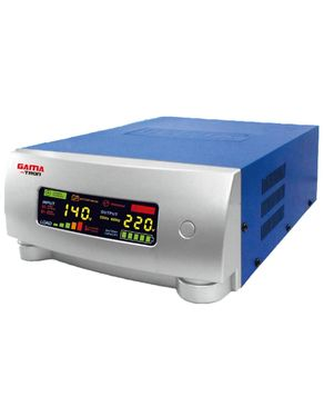 Gama-tron Inverter 1300 VA/ 800W - Blue