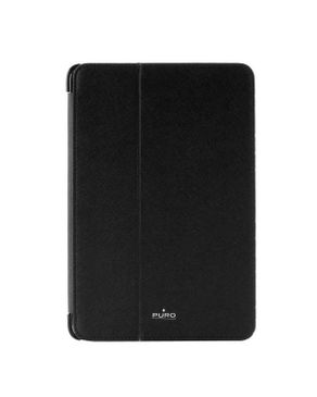 Puro Mini Ipad Booklet Cover Magnet with Stand up - Black