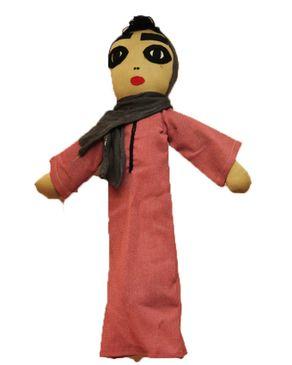 Malika Stuffed Hanging Doll logo