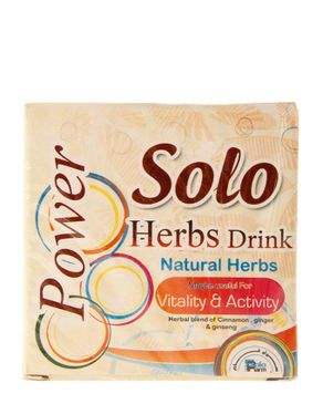 Solo Herbs Drink (Solo Power Drink )