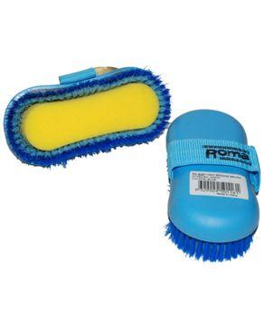 Mr.yelp Soft Grip Sponge Brush For Dog's Grooming