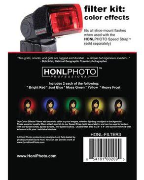HONL Color Effects Gel Filter Kit