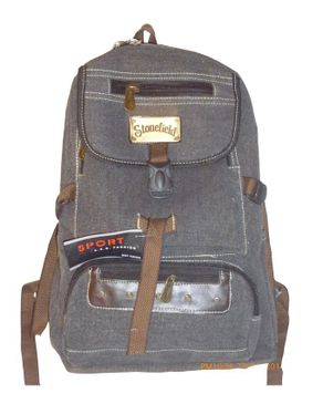 Friends 102 Backpack - Grey