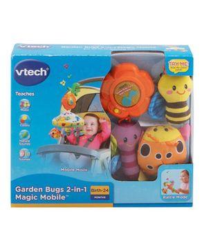 Vtech Garden Bugs 2-in-1 Magic Mobile