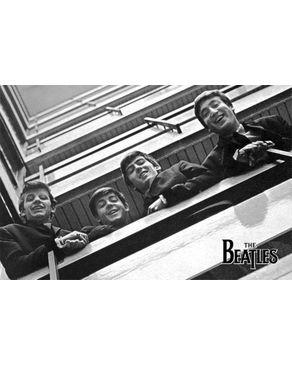 GB Eye Beatles Balcony Maxi Poster - 61cm x 91.5cm