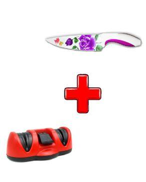 GUG 1 Ceramic Coating knife + Dual Knife Sharpener logo