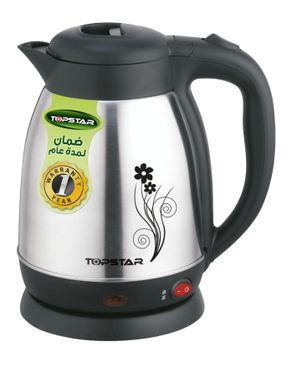 Top Star WKF-D15K Stainless Steel Kettle – 1.5L