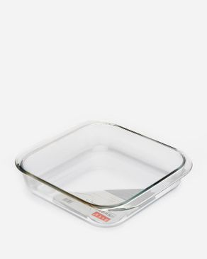Shandong   2.3L Square Tempered Glass Bakeware