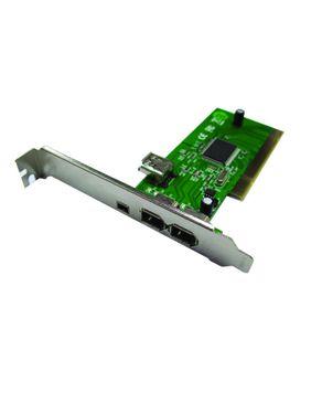 Golden FireWire PCI Card