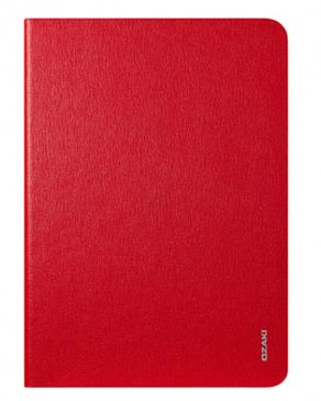 Ozaki O!Coat Slim Smart Case For Ipad Air – Red