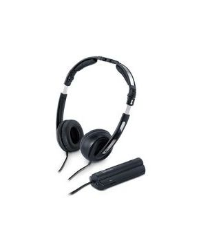 Genius HP-02NC Folding Headset with Noise Cancellation