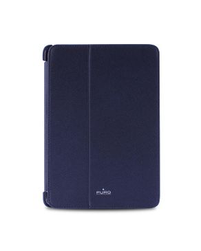 Puro Mini Ipad Booklet Cover Magnet with Stand up - Blue