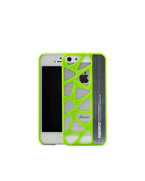 Remax iPhone 5S/5 Orchid-Green Case