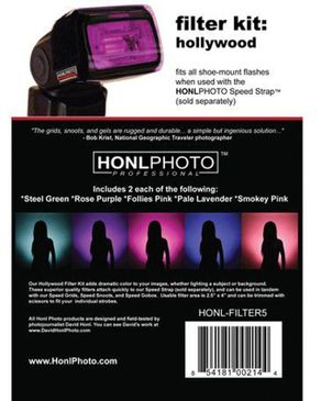 HONL Hollywood Gel Filter Kit