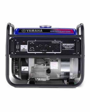 Yamaha Japanese Generator - Capacity of 5000 W - Net capacity 2600 W