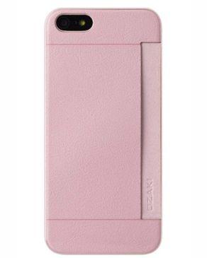 Ozaki O!Coat 0.3+ Wood case For Iphone 5/5S – Pink