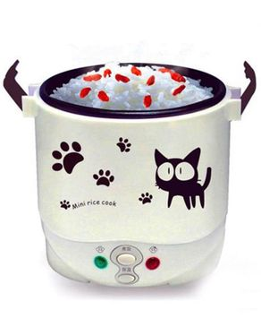 Compac Car Rice Cooker