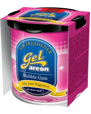 Areon New Gel Bubble Gum