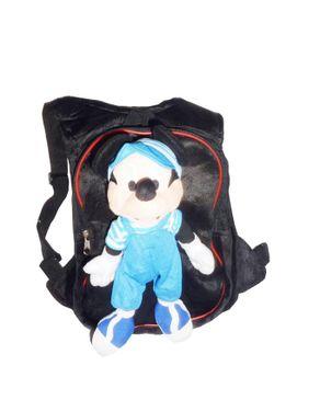 Mickey SZC0040 BackPack Bag - Black