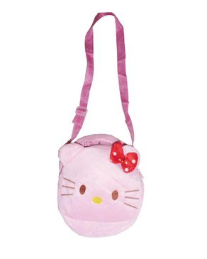 Hello Kitty HB2011 Pencil Case and Lunch Box - Pink