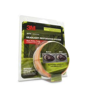 3M Lens Renewal Kit with Protectant 39045 logo