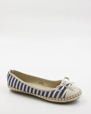 Walkies Blue Cloth Shoes logo