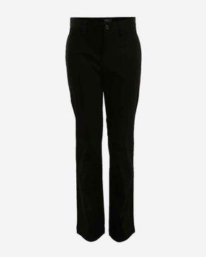 Ralph Lauren Kids Black Cotton Basic Casual Pants logo