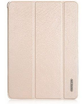 Baseus Leather Case Smart Cover For iPad Air iPad 5 Flip Stand Covers Protective Case Luxury Gold