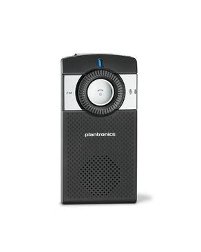 Plantronics K100 Car Speakerphone Bluetooth Headset - Black