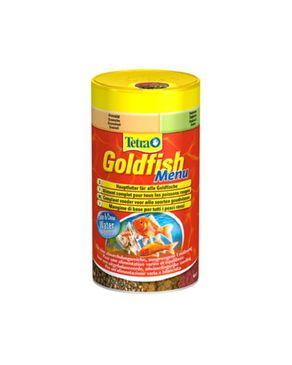 Tetra Goldfish Menu 62g logo
