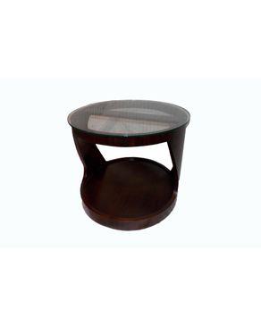 Lospazio S118-Coffee Table - Brown