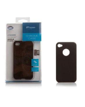 SBS Case Effect Alluminium for iPhone 4G