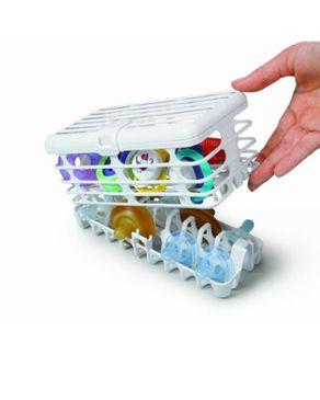 Prince Lionheart Dishwasher Basket - Infant - White