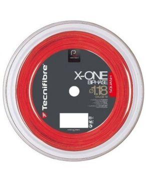 Tecnifibre Bob.200m X-One 1,18 Red logo