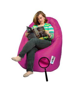 Ariika Pumpkin Bean Bowl Waterproof – Pink